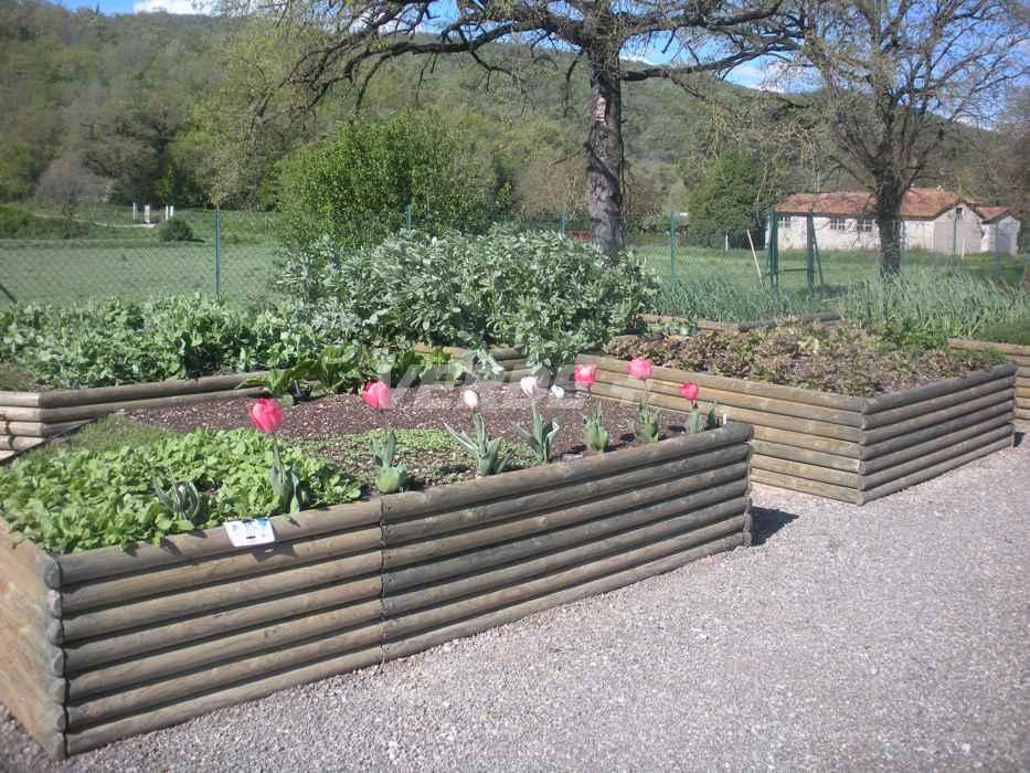 Realizzazione orto giardino verde perugia for Orto giardino