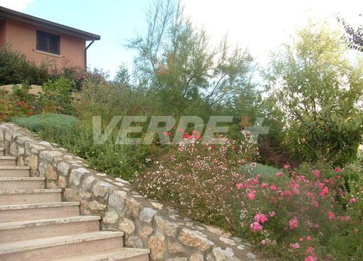 Realizzazione giardini verde perugia for Allestimento giardini privati